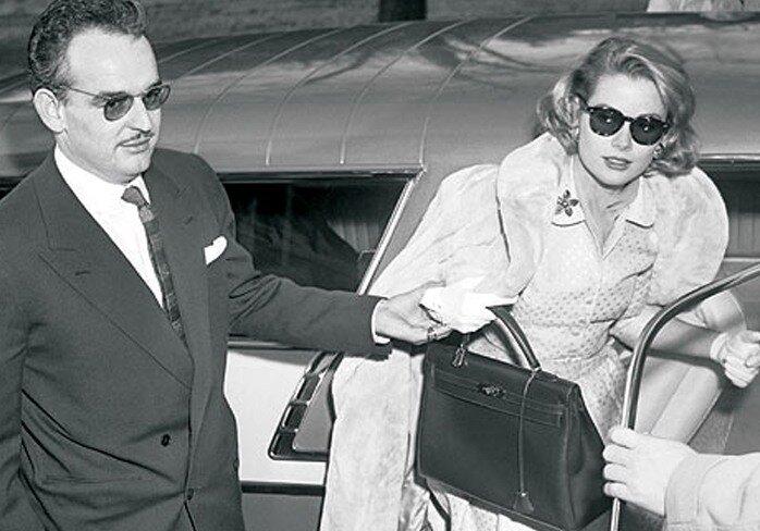 Grace Kelly и принц Монако