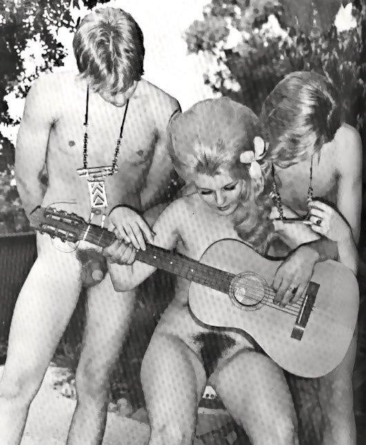 нудисты 70-е
