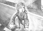 """Аксёнов Кирилл (рук. Фурсов В.Ф.) - """"Дорога - опасность"""""""