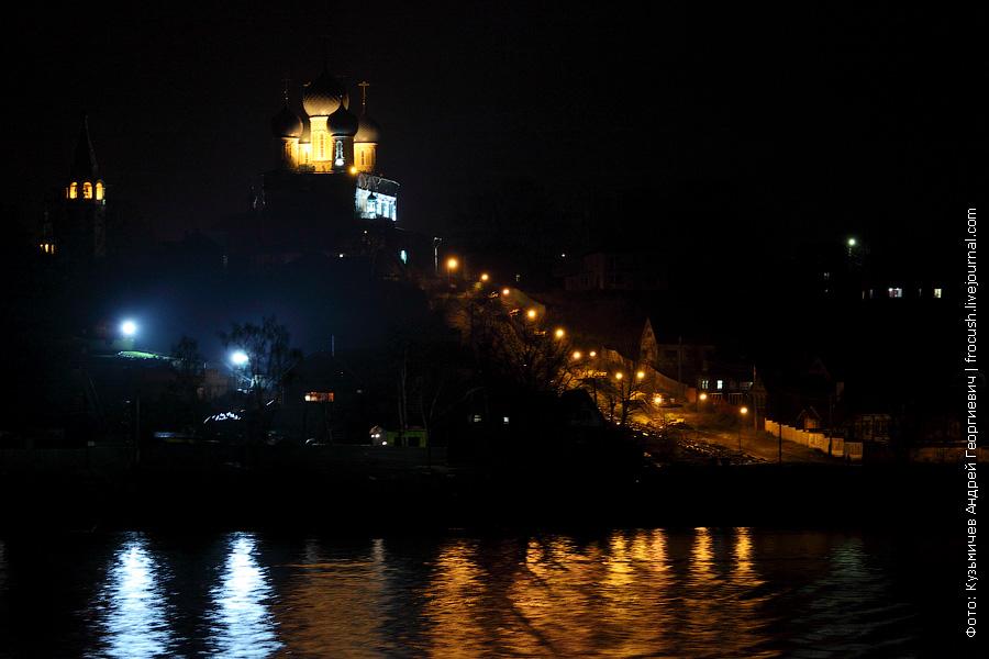 Ночной Тутаев