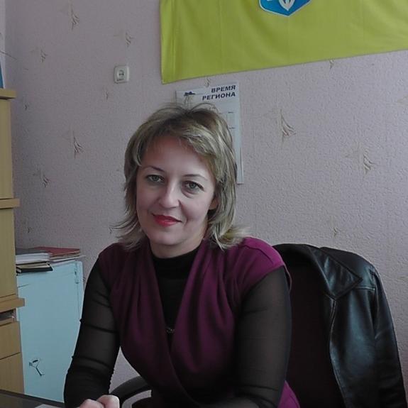 Анжела Салиженко - директор школы-интерната с.Васильевка