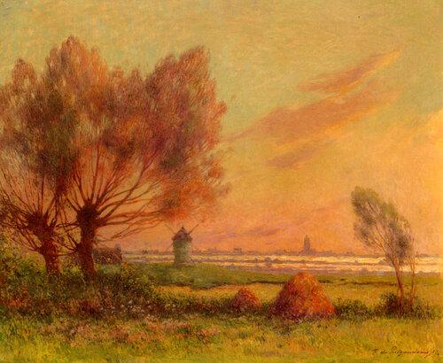 Художник Ferdinand du Puigaudeau