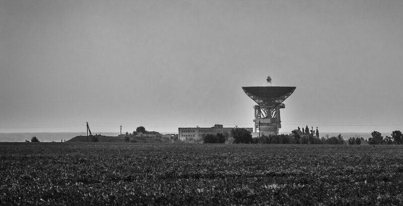 Радиотелескоп П-2500 (РТ-70)