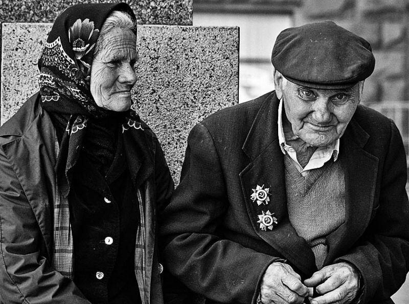 Достойная старость - умереть молодым