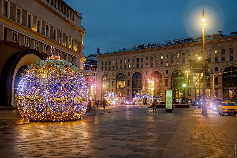 Фестиваль «Путешествие в Рождество 2017»