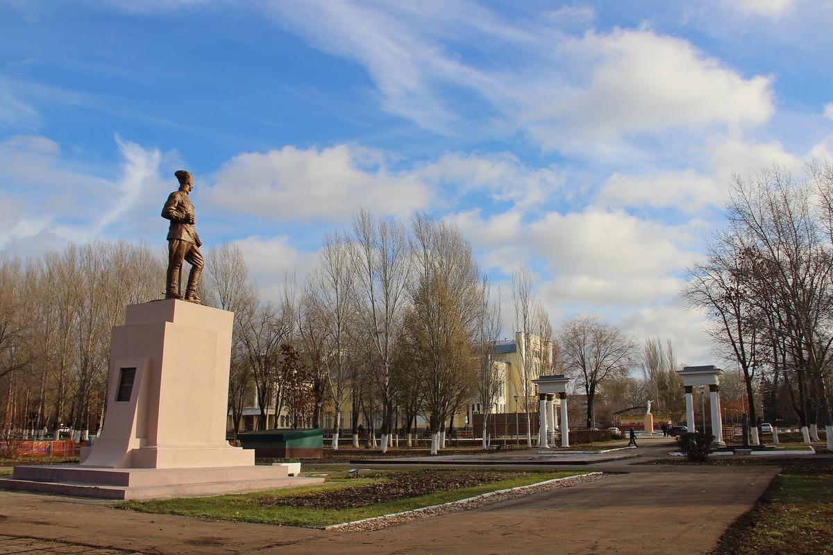 Чапаевск - город контрастов и перемен...