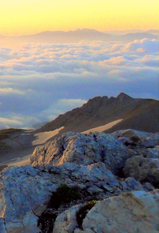 Июль в горах