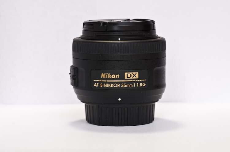 Обзор объектива Nikon 35mm f/1.8G AF-S DX