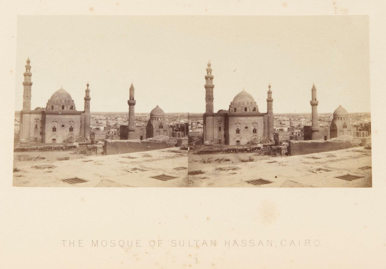 Каир. Мечеть султана Хасана
