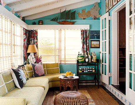 interior cottage coastal living
