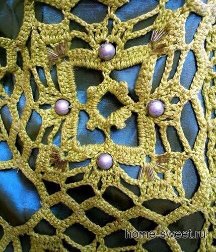 вышивка бисером и бусинами