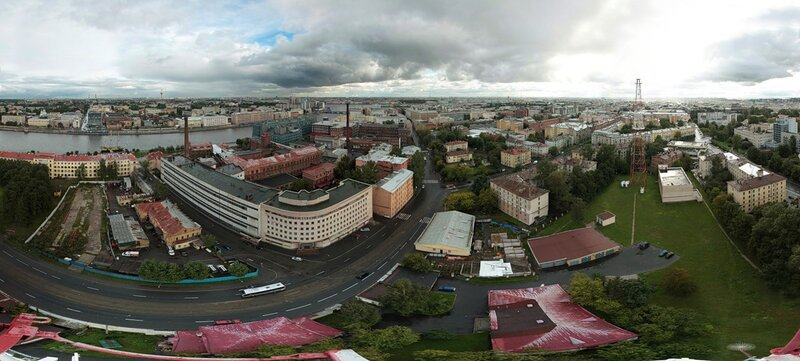 Петроградка, Чапаева