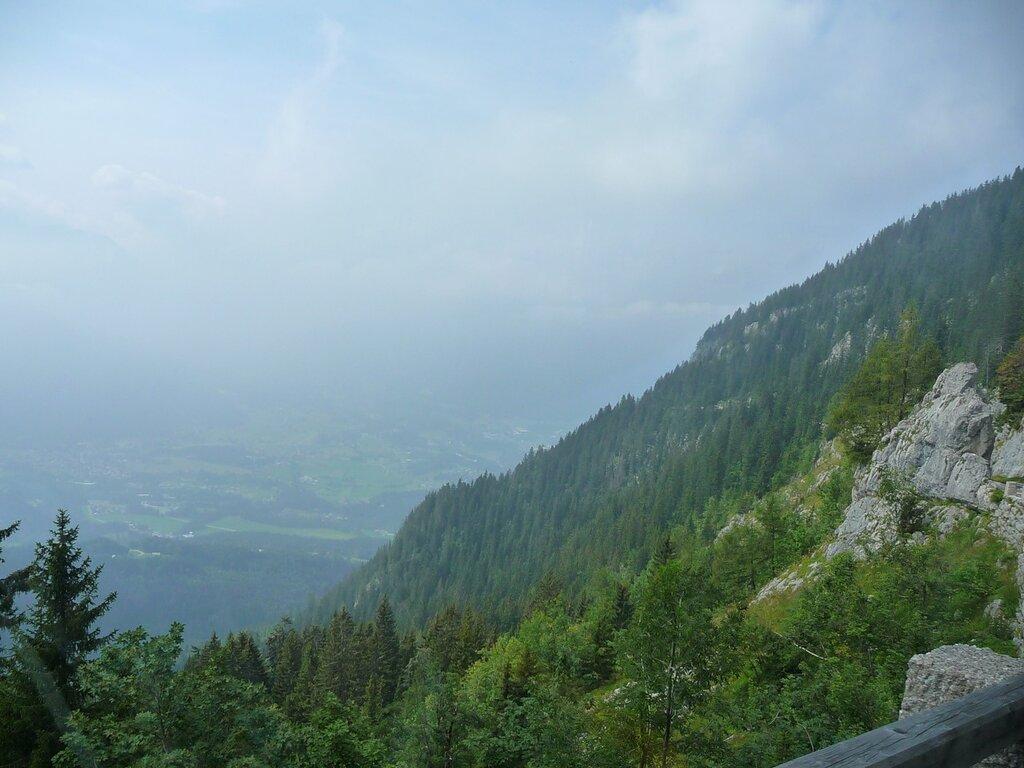 Виды с высоты 1700 метров.