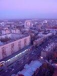 Воронеж. Вид с 23 этажа делового центра Галереи Чижова