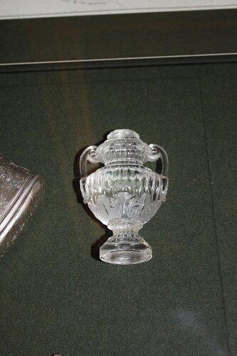 Печать настольная в форме вазы с гербом князя П.И.Багратиона