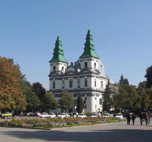Кафедральный собор в Тернополе
