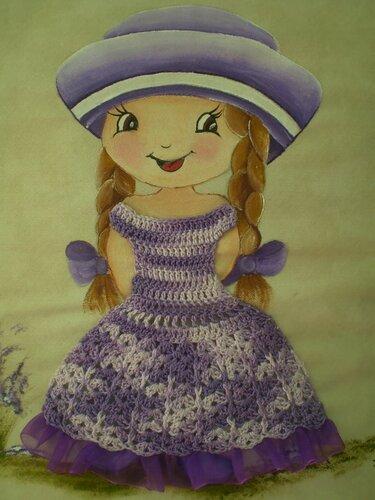 Рисунки на ткани