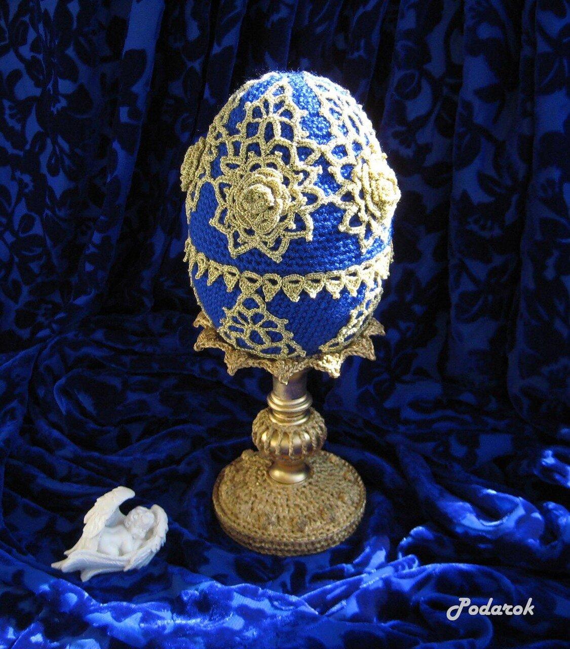 Яйцо фаберже своими руками мастер-класс