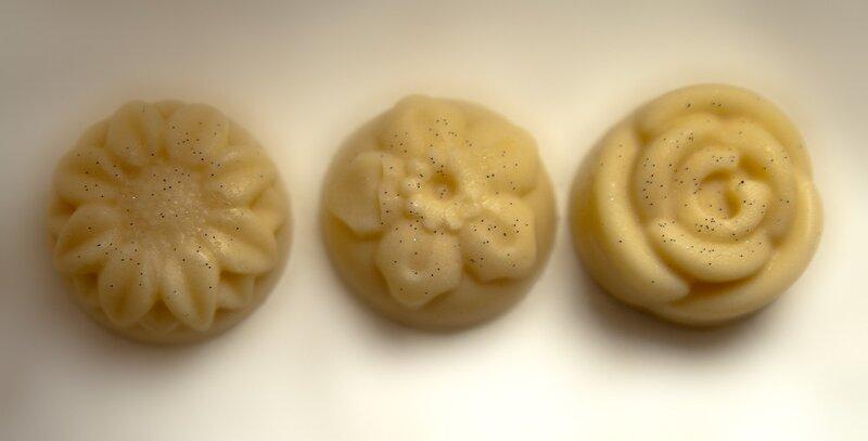 Для тела, души и счастья! Масляные плитки для тела.