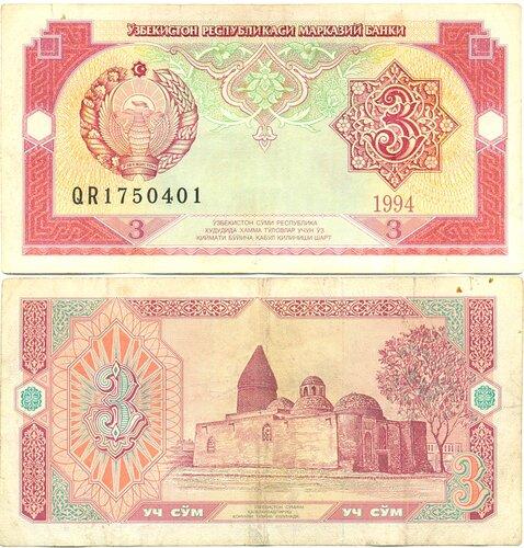 герб республики узбекистан