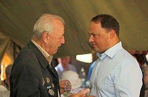 Во Владивостоке состоялась традиционная встреча ветеранов