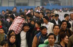 В Китае растет число наркоманов