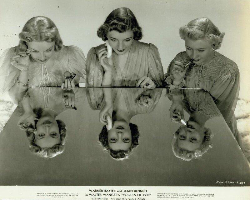 Models Vogues of 1938