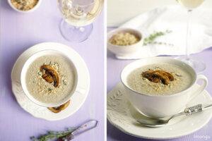 рецепты супа пюре для суповарки блендера