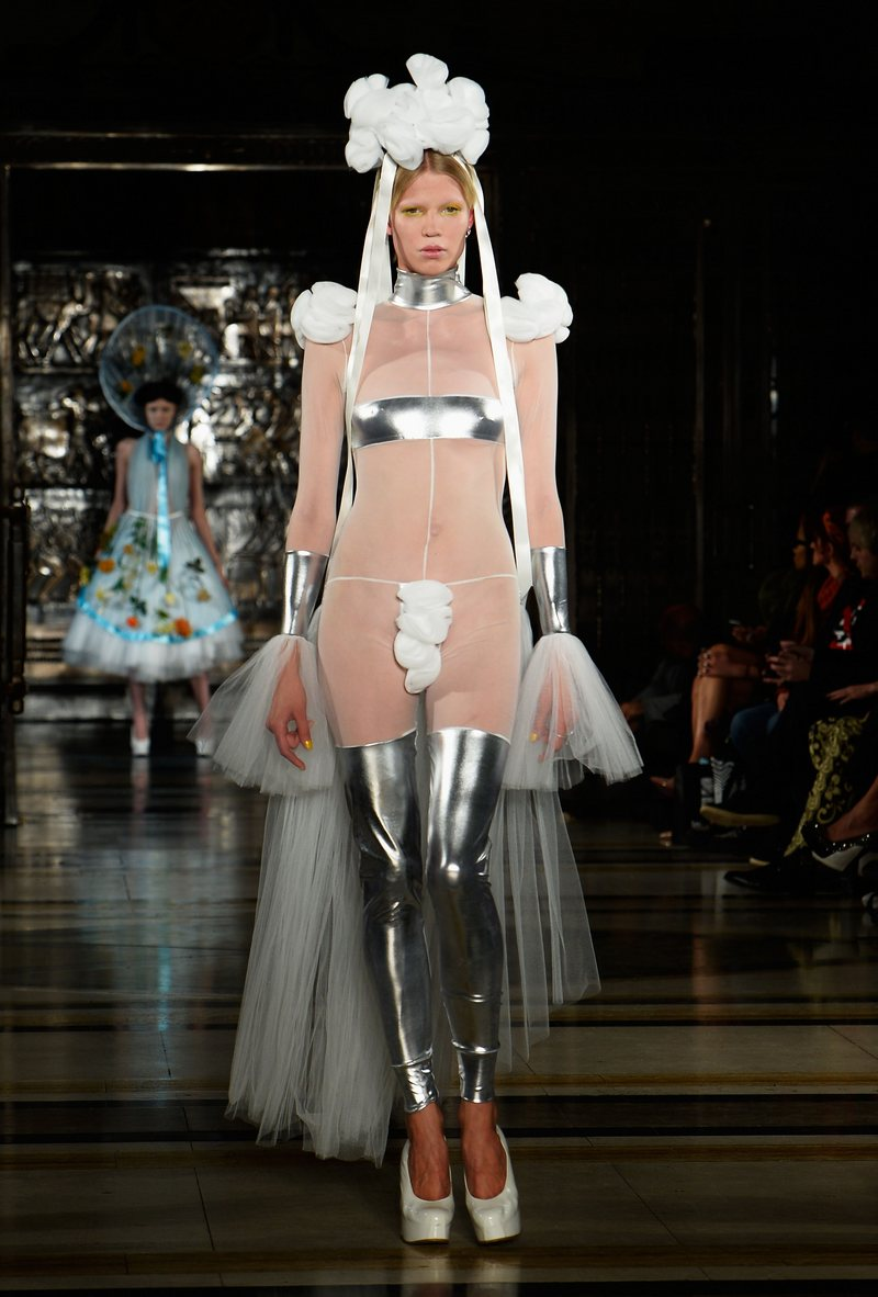 Pam Hogg - Runway: London Fashion Week SS14