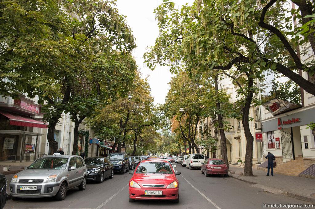 Простая Одесса, фотографии обычных улиц