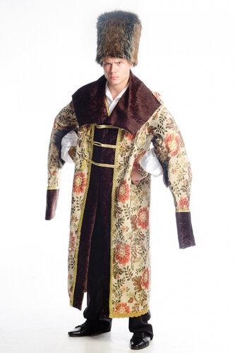 Мужской карнавальный костюм Боярин