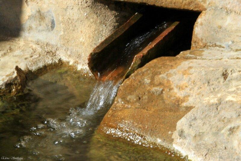 Дорический фонтан