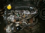 Двигателя Renault Scenic Clio K9K A704