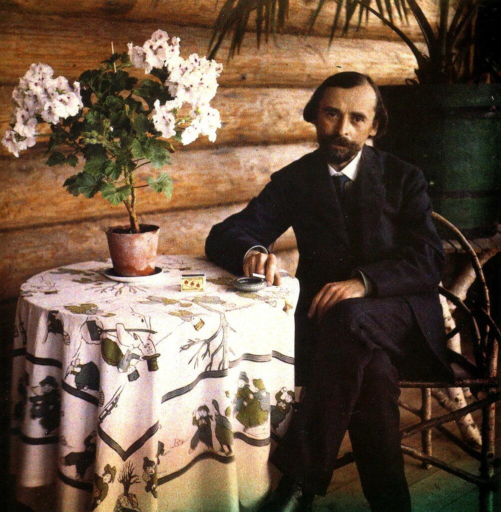 Иван Алексеевич Белоусов (1860 - 1930) - русский поэт-самоучка, писатель для детей и переводчик.jpg