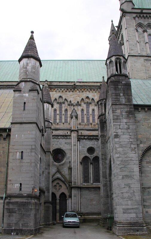 Тронхейм, Нидаросский собор