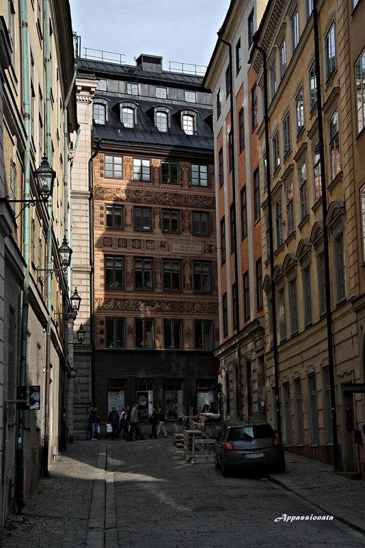 Весна в Стокгольме