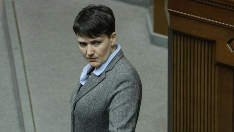 ВСБУ хотят допросить Савченко