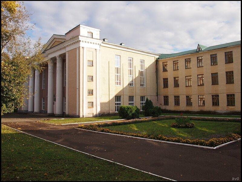 4-й корпус МГУ