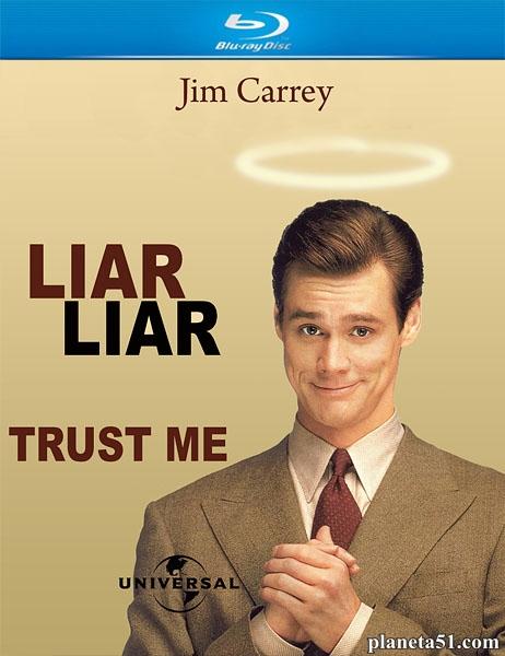 Лжец, лжец / Liar Liar (1997/HDRip)