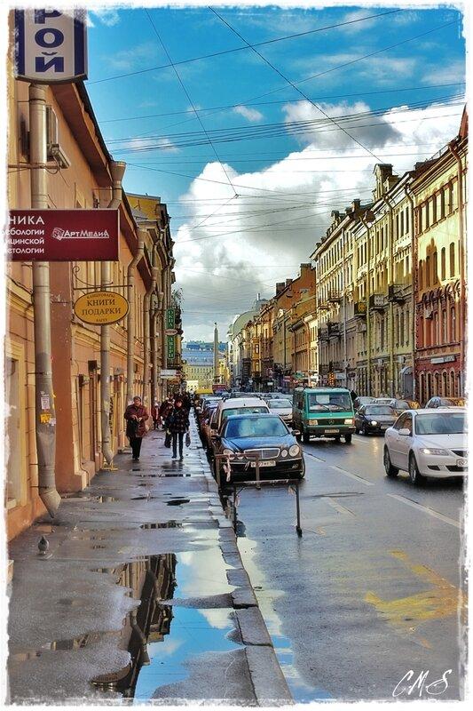 Улица Гончарная.
