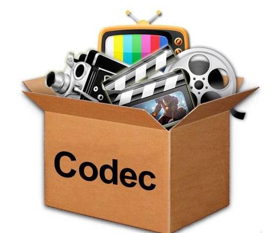 Видео кодеки