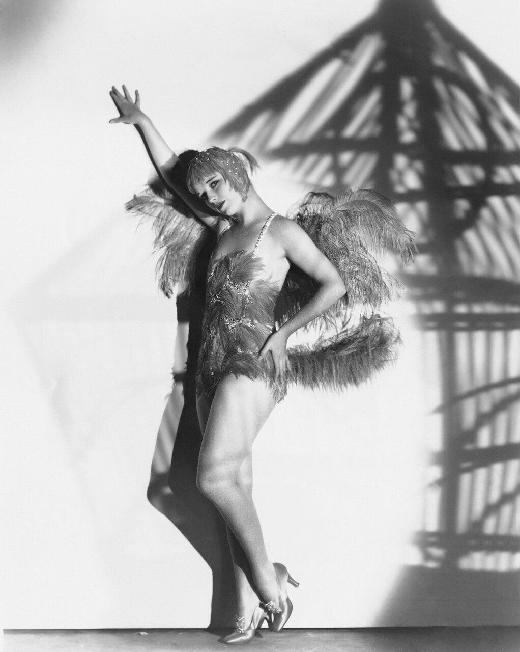 Louise Brooks in <The Canary Murder Case>