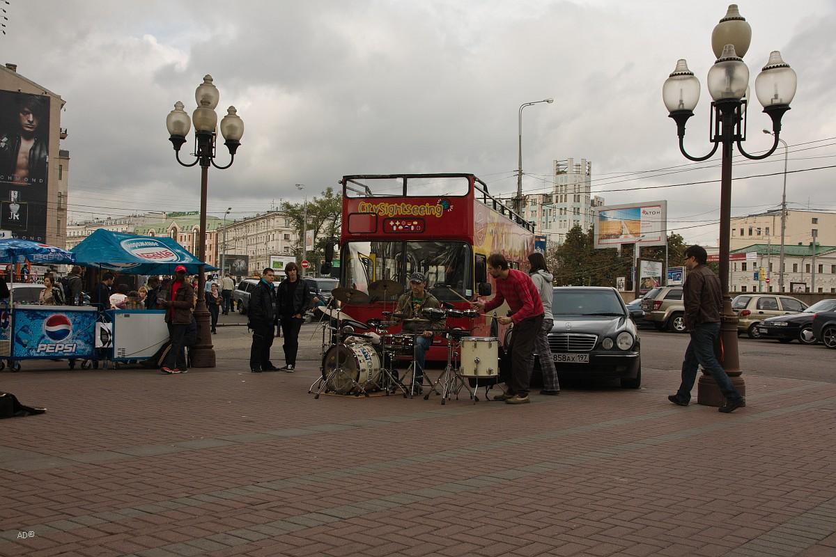 Площадь Арбатские Ворота