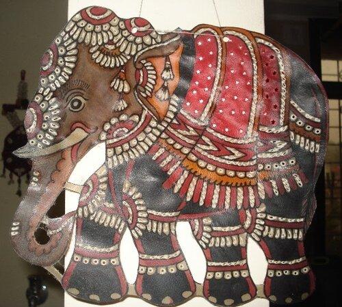 индийские слоники
