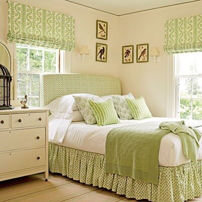green color decor