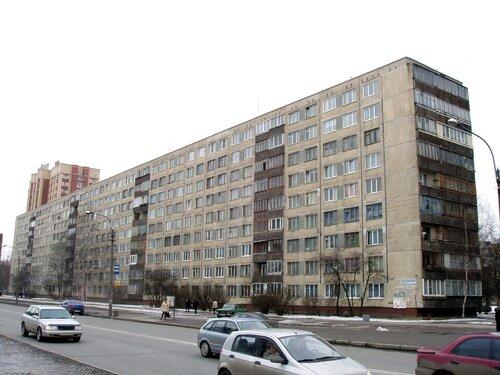 Искровский пр. 21