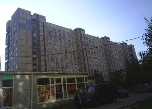 Малая Балканская ул. 34