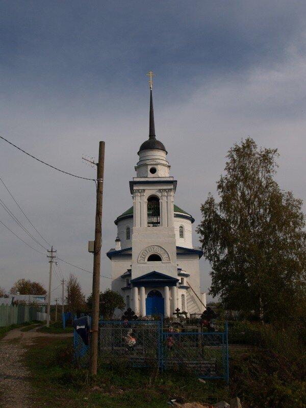 Лютовская церковь