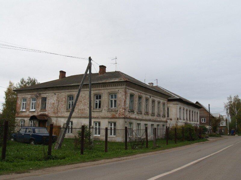 Улицы села