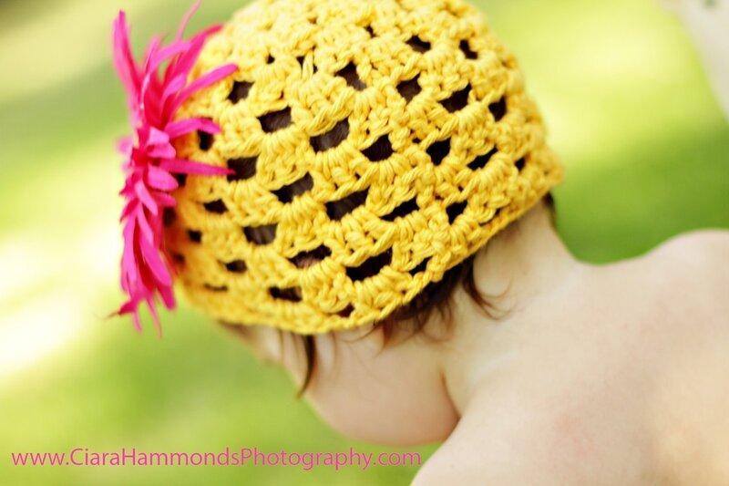 идеи для вязания детских шапочек